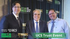 UCS Trust Event talks Estate Planning on 77WABC Mind Your Business with Yitzchok Saftlas  Watch later  Share  Info